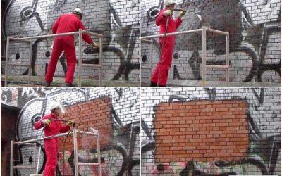 Anti-Graffiti-Einführung